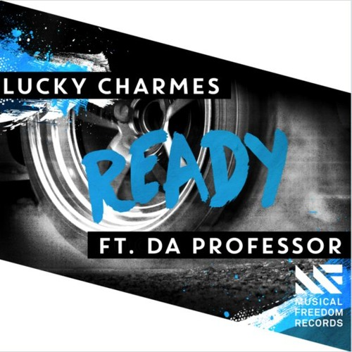 Lucky Charmes ft Da Professor vs Westbam - Ready For Agartha ( Lj Rafik EDIT)