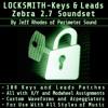 Perimeter Sound - Locksmith: Keys & Leads [ZEBRA 2]