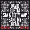 Remix Dj Ice - DAVID GUETTA Feat. SIA & FETTY WAP - Bang My Head (original Remix Dj Ice)