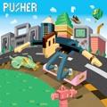 Pusher Clear (Ft. Mothica) Artwork