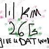26G LIL KIM - GIVE U DAT WORK