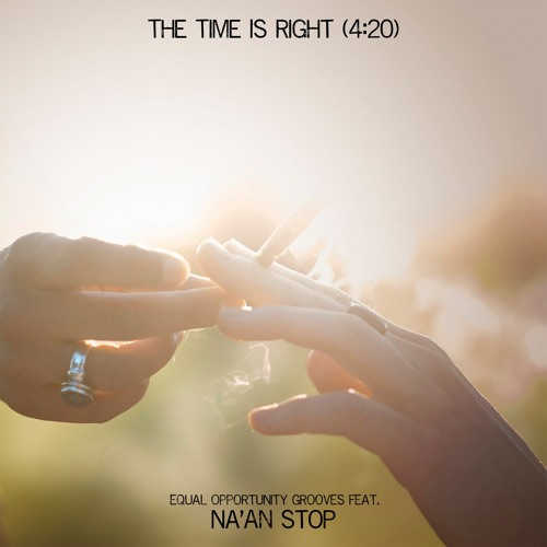 The Time Is Right (4:20) | Equal Opportunity Grooves Feat. Na'an Stop