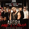 Juhn Ft. Anonimus, Bryant Myers, Noriel, Brytiago Y Miky Woodz – Ahora Me Llama (Remix)