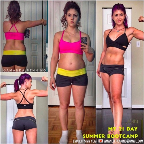 Episode 11- Consistency is Key. Working Out and Staying Inspired With Beachbody Coach Amanda Pennino