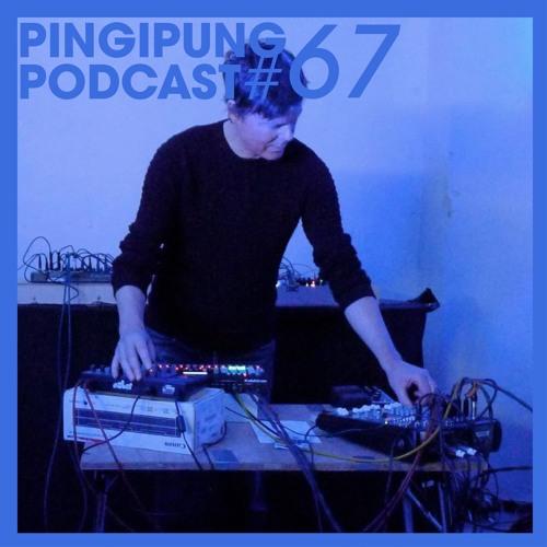 Pingipung Podcast 67: Stefan Schneider - Electronic Tape Music from Düsseldorf 1983 - 90