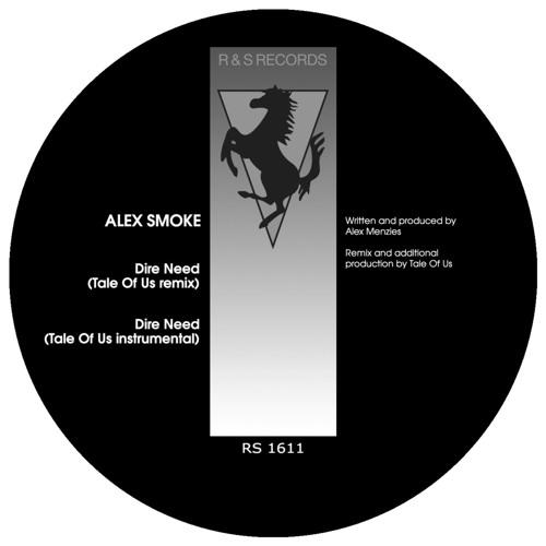 Alex Smoke - Dire Need (Tale Of Us Rmx)