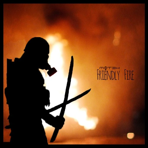 Friendly Fire [Signed, Naughty Pills Records]