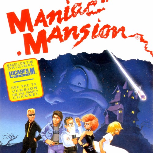 Episode 9: Maniac Mansion (with David Warhol Interview)