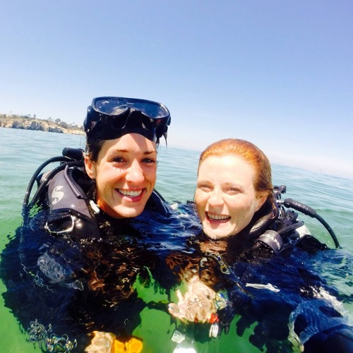 Emily Callahan & Amber Jackson: Rigs 2 Reef Exploration co-founders