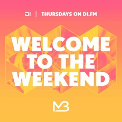 Jako Diaz - Welcome To The Weekend 036 - DI.FM 10.03.2016
