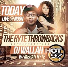 #TheRyteThrowbacks Jersey Throwback Mix 3.31.16