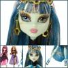Monster High 13 Wishes Haunt Casbah Frankie Stein Doll