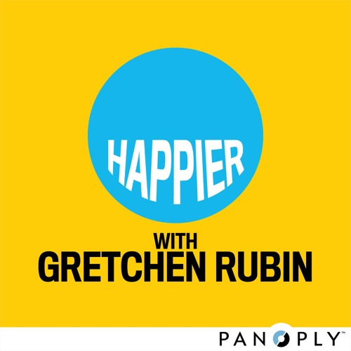 Happier with Gretchen Rubin: Do You Have A Lucky Charm?