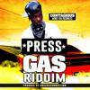 PRESS GAS RIDDIM - CONTAGIOUS - MIND YOU BUSINESS