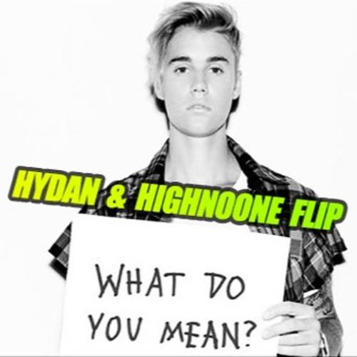 What Do You Mean (Hydan & Highnoone Flip)