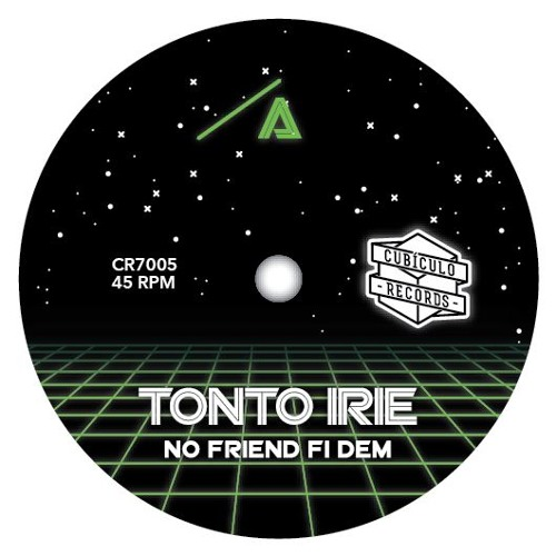 """CR7005 Naram and Art feat. Tonto Irie [OUT NOW - 7"""" Green Vinyl]"""