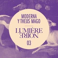 Moderna Y Theus Mago - Papa En Roy