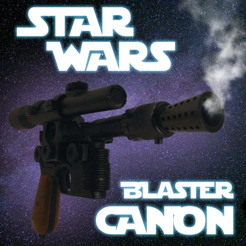 Star Wars Blaster Canon