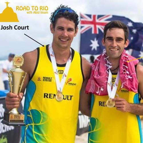 Road To Rio 4 - Josh Court (Court/Schumann Australian Beach Volleyball Team)