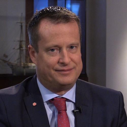 Anders Ygeman - Hotet om terror finns kvar