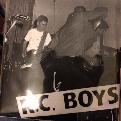 RC Boys RAD Conspiracy ep
