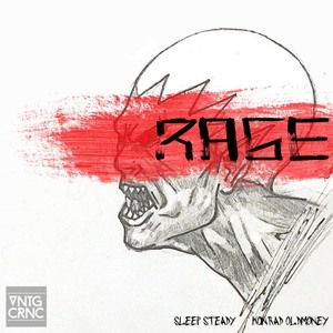 Konrad OldMoney feat. Sleep Steady - Rage