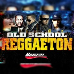 Reggaeton Old  School Vol.01 - Banzai Oficial [ Mixtape ]