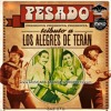 Pesado CD Tributo A Los Alegres De Teran 2016 Mix Por DjCrazy Mix Portada del disco