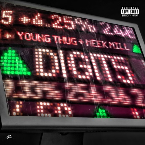 Young Thug Digits (feat. Meek Mill) soundcloudhot
