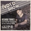 The NDYD Radio Show EP83 - Ricardo Torres live from The Continental 4.01.16