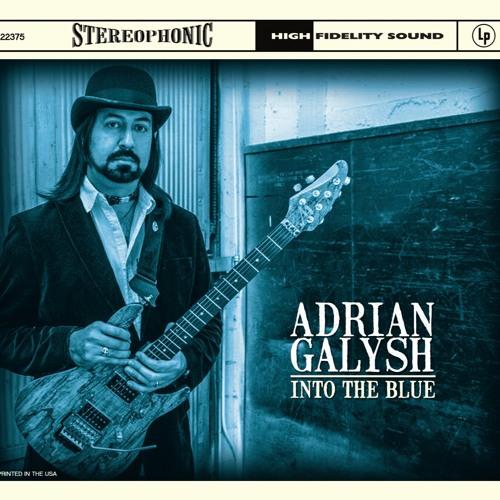 Adrian Galysh - INTO THE BLUE Album Preview