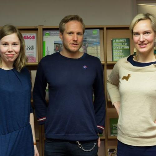 Puhekupla 9: Veroparatiisit ja Suomi