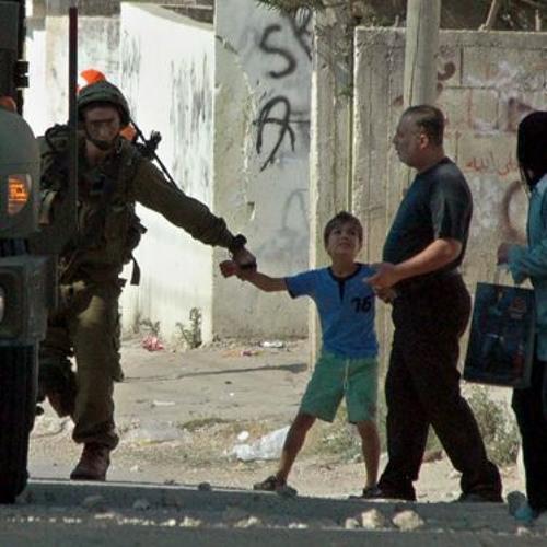 الأطفال الفلسطينيون ضحايا العنف والانتهاكات الاسرائيلية المتواصلة