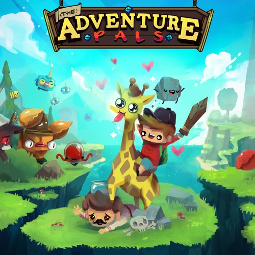 The Adventure Pals - OST Preview