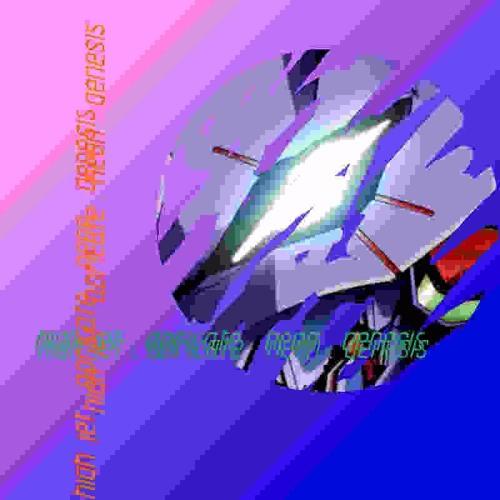 high jet & apricate - neon genesis