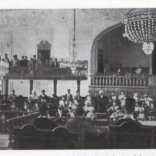 Non-Muslims and the Iranian Parliament, 1906-1911 | Saghar Sadeghian