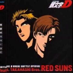 Kono Michi Ni - Initial D (CV Koyasu Takehito & Seki Tomokazu)