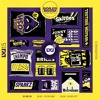 BR x LVLZ 2: Chimpo, Skittles, Black Josh, Fox, Truthos Mufasa, T-Man, Sparkz, Chunky + Metrodome