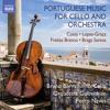 Portuguese Music for Cello & Orchestra: Cena Lirica