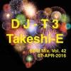 DJ T3 EDM Mix Vol 42 (Progressive - Groovy - Big Room)