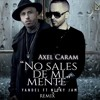No Sales De Mi Mente ( Acapella ) - Axel Caram (REMIX)