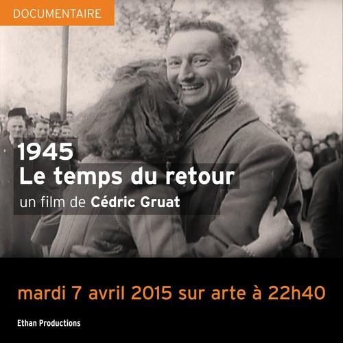 1945, Le temps du retour [soundtrack][2015]