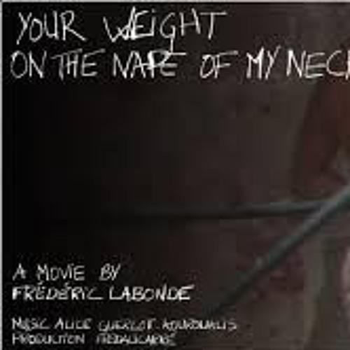 Ton poids sur ma nuque [soundtrack][2014]