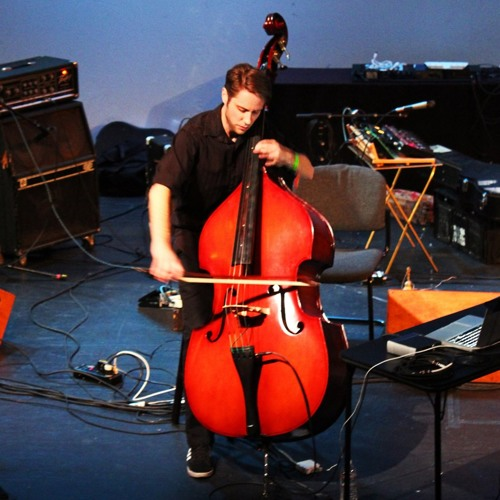 Music For Double Bass & Computer No . 3: Treefort Music Festival 2016