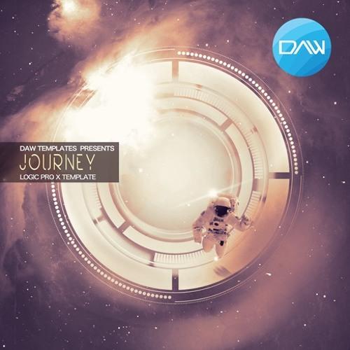 Journey Logic Pro X Template
