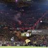 Liverpool And Borussia Dortmund Fans Singing YNWA Song