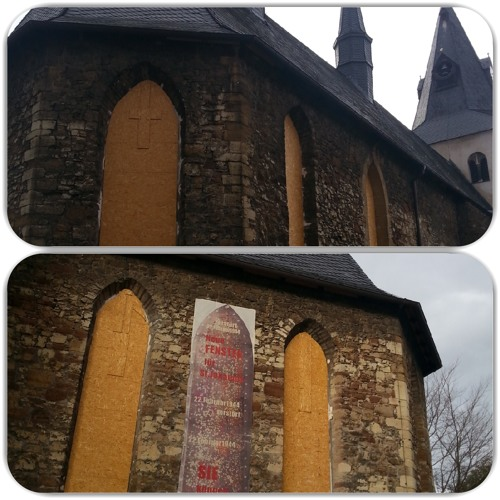 Neue Fenster für Sankt Johannis in Wernigerode