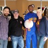 BUCKETS FROM HARLEM GLOBETROTTERS