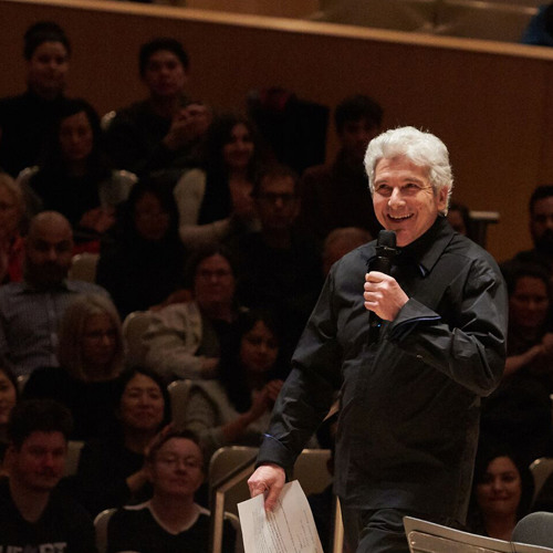 TSO Podcast 55: Julie Ranti + Peter Oundjian