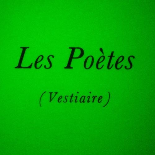 Les Poètes - Vestiaires / Sur la Nouvelle Poésie Française / Emission radio du 8 avril 2016